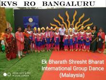 "International Group Dance (Malaysia) ""EBSB"""